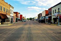 Laramie, Wyoming... Lived here for a while. It was quite different, but beautiful!