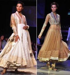 WeddingSutra Editors' Blog » Blog Archive » Manish Malhotra dazzles at Lakme Fashion Week Summer/ Resort 2011