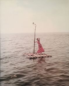 Lucinda Hollingsworth, off Westhampton Beach, New York, Supima, 1959 © William Helburn / Staley-Wise Gallery New York