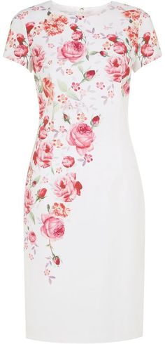 Hobbs Invitation Rose Garden Dress on shopstyle.co.uk