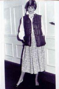 Diana, Princess of Wales :: View topic - Childhood pics