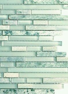 Green mint wall
