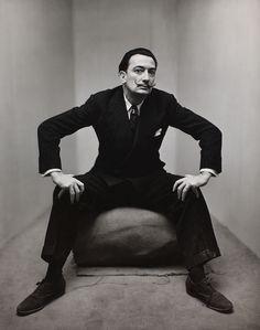 Salvador Dali - Irving Penn: Beyond Beauty | Smithsonian American Art Museum