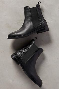 Liebeskind Woven Chelsea Boots - #anthrofave