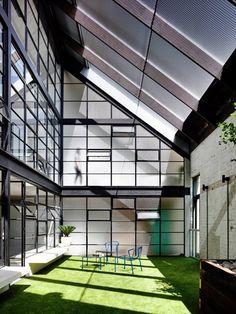 Fitzroy Loft // Architects EAT