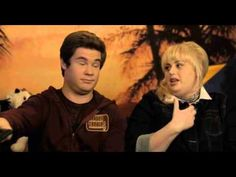 I love Rebel Wilson!!! Pitch Perfect Clip: Line-O-Rama [Full Bloopers]