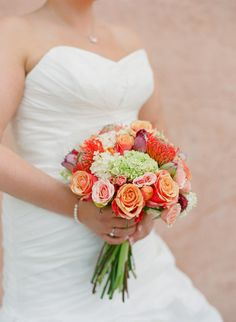 #Bouquet | Photography: Carrie Patterson Photography - carriepattersonphotography.com |Floral Design: Lily & Co. - lilyandcompany.wordpress.com See the wedding on SMP:   http://stylemepretty.com/2013/05/21/jackson-hole-wedding-from-carrie-patterson-photography-3/