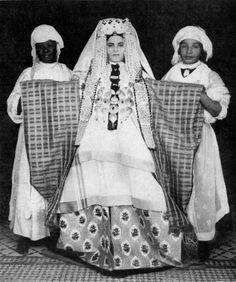 Bride of Morocco