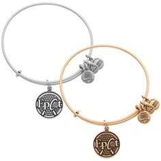 #Epcot Bangle by Alex and Ani - available in other park flavors #socool #alexandani