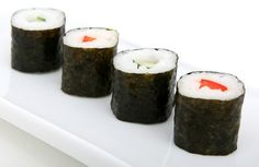 Rollito de arroz japones