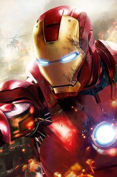 Avengers | Illustrations on Behance