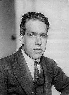 Niels Henrik David Bohr (7 October 1885 – 18 November 1962) was a Danish physicist was awarded the 1922 Nobel Prize in Physics.