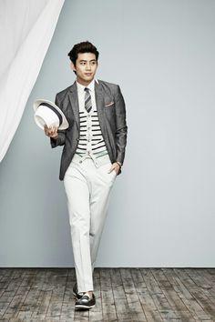 Taec Yeon Sieg Fahrenheit S/S 2014 Catalog Shooting