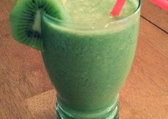 Tropical Green Smoothie Recipe -  Very Delicious. You must try this recipe!