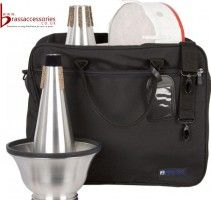 Mute Bags holders cases carrying - pro tec at www.brassaccessories.co.uk