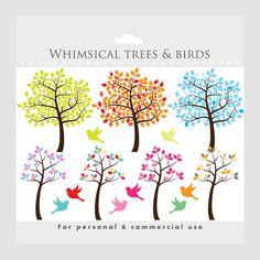He encontrado este interesante anuncio de Etsy en https://www.etsy.com/es/listing/114390434/tree-clipart-tree-clip-art-whimsical