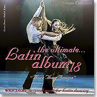 The Ultimate Latin Alum 18 - More Than Amigos (2CD) | Dancesport Fashion @ DanceShopper.com