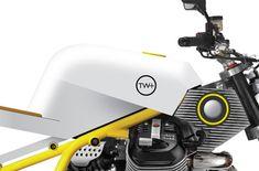 I finally got around to create my own TW+ Bikenstein. Concept Motorcycles, Cool Motorcycles, Moto Bike, Motorcycle Bike, Motorbike Design, Scooter Design, Bike Sketch, Bike Details, Ex Machina