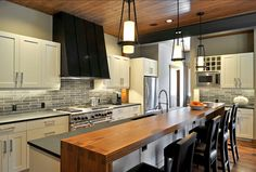 Modern Rustic #Kitchen
