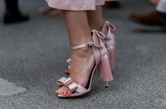 62 Beautiful Street Style Details From Haute Couture Fashion Week