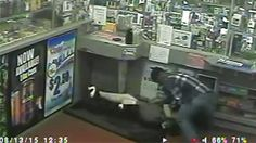 http://www.atvnetworks.com/ Violent struggle with robbery suspect caught on camera in West Phila.