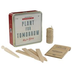 Home Front Allotment Set | Wild and Wolf -  - Bloomsbury Store - 1
