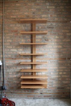 seth ellsworth // blog » Cantilever Shoe Rack