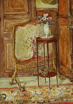 Unknown (French) Interior 20th century