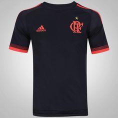 Camisa do Flamengo III 2016 adidas - Masculina Camisetas De Futebol ac3d8eea4ee7a