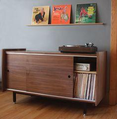 Lp storage furniture Record Holder Brokenpress Audio Lp Vinyl Record Storage Cabinet Vinyl Record Cabinet Stereo Cabinet Vintage Record Pinterest 297 Best Vinyl Record Storage Images Vinyl Record Storage Record