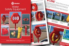 View and download our latest Water Safety Equipment brochure. #WaterSafetyEquipment #WaterRescueProducts #GlasdonUK Cycle Shelters, Water Rescue, Lifebuoy, Water Safety, Recycling Bins, Products, Life Preserver, Gadget