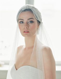 Bridal Accessories with Parisian Chic from Jannie Baltzer