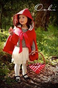 Capa chapeuzinho vermelho - Paperdolls