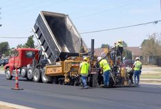 Centennial, other streets get new asphalt | Morning Sun