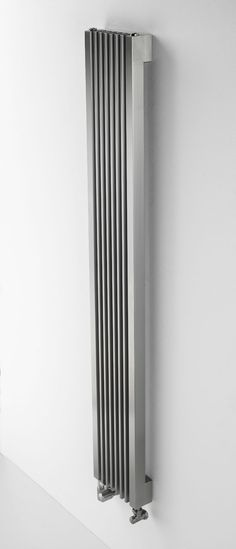 The Aeon Stria designer radiator is manufactured from stainless steel therefor its suitable for all heating systems. Make it warm and cosy with this stainless steel beauty, designed to perch elegantly on the wall while emitting its welcome heat. Available in a Brushed stainless steel finish, (polished available) and central heating, dual fuel and electric only. Complete with a 20 year guarantee. Prices from £542.88!