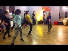 Salsa For Ladies Intensive dla początkujących z Sandrą Guzek - czwartek o 17:00 od 17.10
