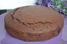 » Torta paradiso al cacao Ricette di Misya - Ricetta Torta paradiso al cacao di Misya