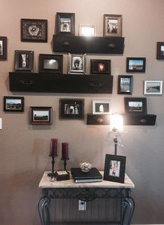 Frame wall decorations