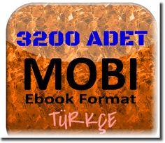 Mobi E-Kitap Paketi 3200 Adet Dev Arşiv