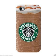 Starbucks logo coffee drink java Hip Cover Case For NEW iPhone 5 5s 5c 5C 4 4s  #UnbrandedGeneric