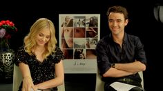 No way they could fake it on screen. Jamie tells us why he loved working with Chloë on If I Stay!