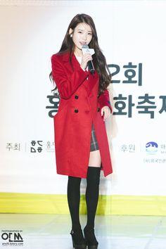 Korean Celebrities, Korean Actors, Iu Fashion, Korean Fashion, Winter Outfits, Grunge, K Pop Star, Shorts, Beautiful Actresses