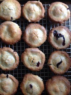 Blackberry Cutie Pies #sweetheartbakery
