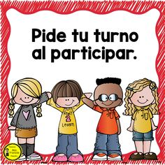 Maravillosos diseños de normas de convivencia escolar para el aprendizaje y el orden grupal | Educación Primaria Dual Language Classroom, Classroom Rules, School Classroom, Classroom Decor, Spanish Teacher, Spanish Classroom, Teaching Spanish, First Day Of School, Back To School