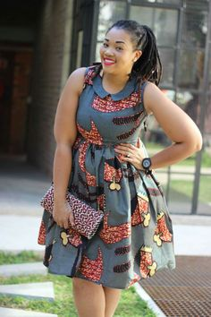 Top Ankara outfit for you