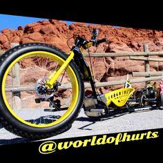 Terrible Trike @WORLDOFHURTS