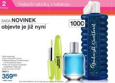 Sada novinek pro nové Al v katalogu Straightener, Avon, Beauty, Cosmetology