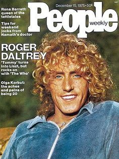 Roger Daltrey - People Magazine [United States] (15 December 1975)