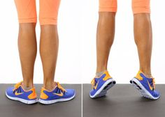 Pin for Later: Create Strong and Shapely Calves With These Do-Anywhere Exercises Calf Raises With External Rotation