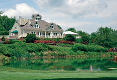 Annapolis in Edgewater, Maryland, the newly renovated clubhouse at The Bistro at South River ...